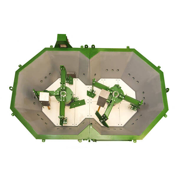Simpson Multi-Cooler Sand Cooler MC100 Inside Above View